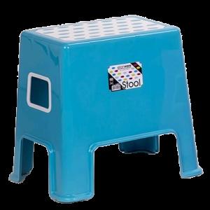 E 801 SQUARE PLASTIC STOOL 1X1'S