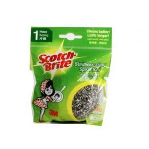 SB9005739  SB 333 METALIC SPIRALL BALL  1'S