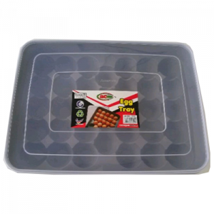ACME EGG TRAY WITH COVER  1137