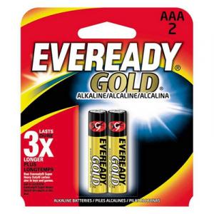 EVEREADY GOLD AAA 2PCS 1X2'S